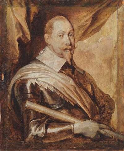 Bildnis des Königs Gustav II. Adolf von Schweden