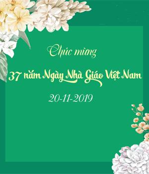 Toán.vn kỷ niệm 37 năm ngày Nhà giáo Việt Nam