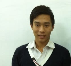 Nguyễn Tùng Lâm - Đỗ Học Viện An Ninh với 9 điểm Toán