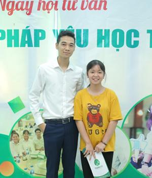 Ngày hội tư vấn yêu học toán - Toán.vn Nam Hồng