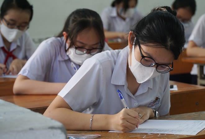 Đáp án đề thi môn Toán tuyển sinh vào lớp 10 chuyên Khoa học tự nhiên năm 2021