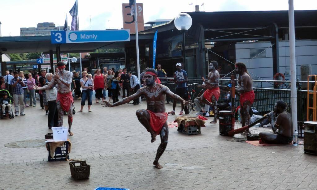 Aborigine Show