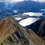 Blick von Roys Peak