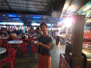 Nightmarket in Penang