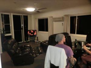 Unser Appartement