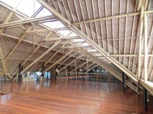 Dachgeschoss der Schokoladenfabrik