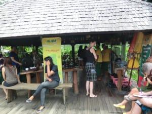 Wartezone von Alam Adventures