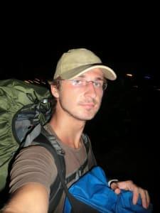 Nachtwandern in Darwin