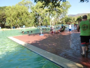 Pool in Townsville