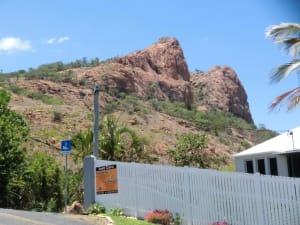 Castle Hill in Townsville