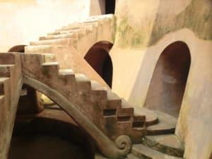 Untergrundmoschee in Yogya