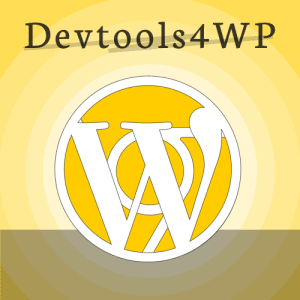 Devtools4WP Verkaufsbild