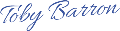 toby barron signature