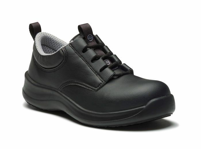 Toffeln ProFlex (lace up) - Black / 3