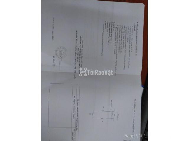 Cần bán gấp lô đất 1000m2 KCN Becamex giá đầu tư  - 1/4
