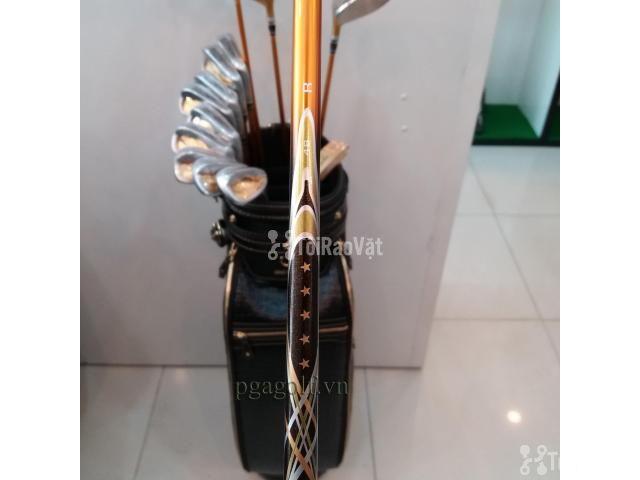 Bộ Gậy Golf Honma S-05 5 Sao - 6/6