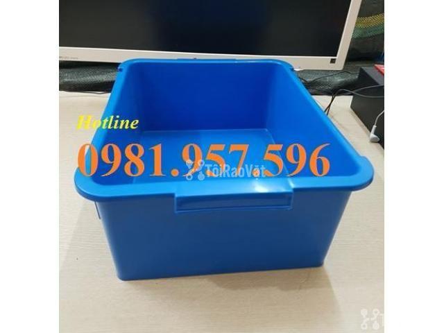 Khay đựng bulong ốc vít, khay nhựa A3 đựng linh kiện, khay A3  - 1/3