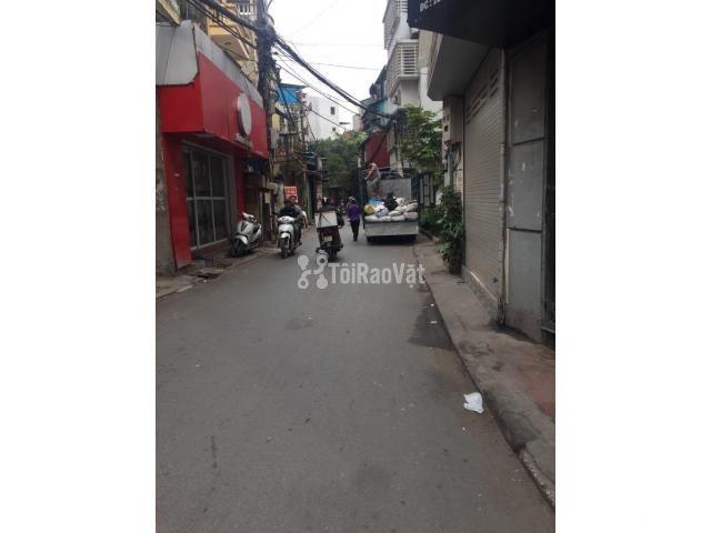Bán Nhà Mặt Phố Trần Quý Cáp. Kinh Doanh Cho Thuê. Gara Oto. 45m2*6T.  - 1/3