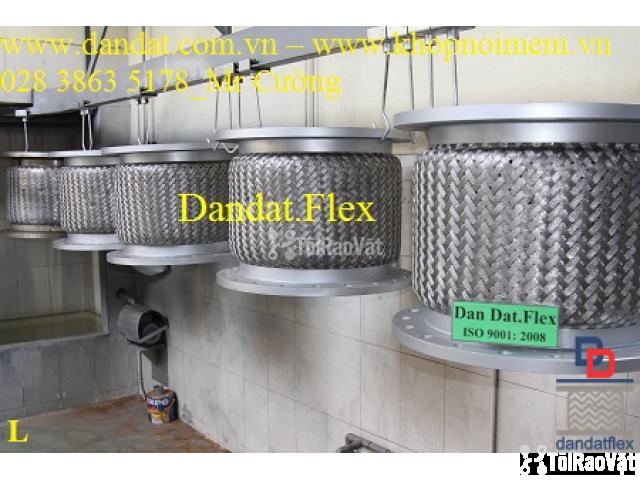 gia công theo nhu cầu khách hàng: Ống nối mềm inox, khớp chống rung  - 4/6