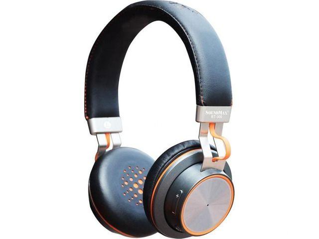 Tai nghe bluetooth không dây Soundmax BT300 v4.1. - 1/2