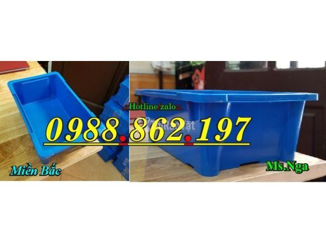 Thùng nhựa đặc A4, sóng nhựa bít A4, thùng chứa A4, khay nhựa A4 thùng - 2/6