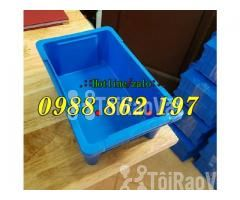 Thùng nhựa đặc A4, sóng nhựa bít A4, thùng chứa A4, khay nhựa A4 thùng - Hình ảnh 3/6