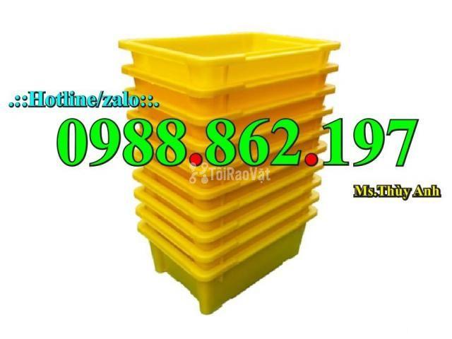 Thùng nhựa đặc A4, sóng nhựa bít A4, thùng chứa A4, khay nhựa A4 thùng - 6/6