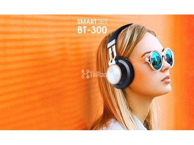 Tai nghe bluetooth không dây Soundmax BT300 v4.1. - 2/2