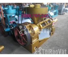 địa chỉ cung cấp máy ép dầu lạc công nghiệp guangxin yzyx140 - Hình ảnh 1/6
