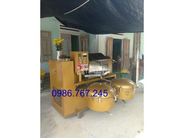 địa chỉ cung cấp máy ép dầu lạc công nghiệp guangxin yzyx140 - 3/6