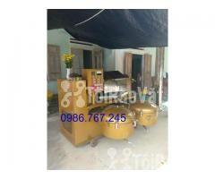 địa chỉ cung cấp máy ép dầu lạc công nghiệp guangxin yzyx140 - Hình ảnh 3/6