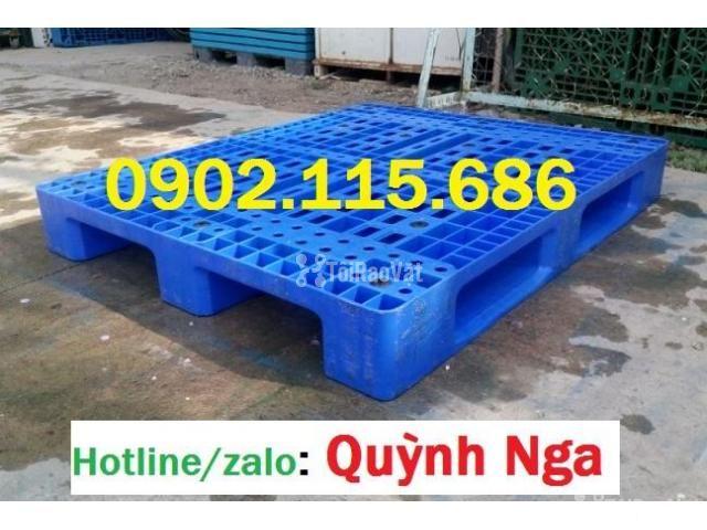 Pallet nhựa,pallet lưới,pallet cũ giá rẻ,pallet nâng hàng,kê hàng, - 2/2