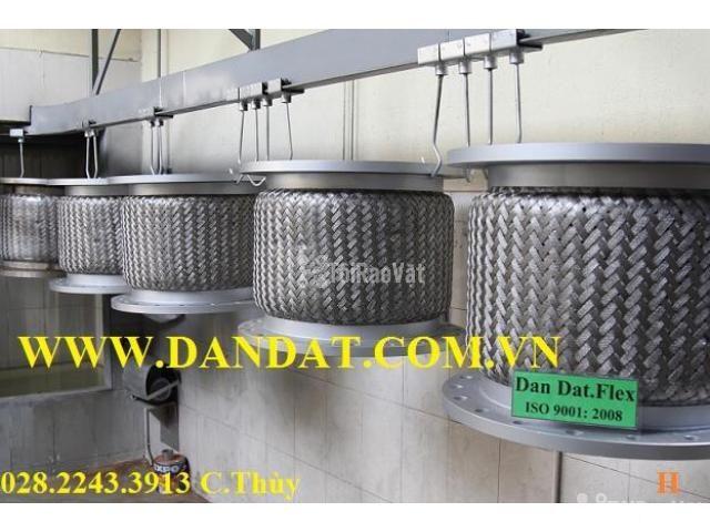 Dây cấp nước inox, khớp nối mềm inox, khớp co giãn, ống mềm PCCC - 2/6