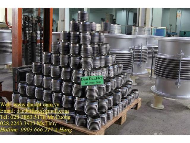 Dây cấp nước inox, khớp nối mềm inox, khớp co giãn, ống mềm PCCC - 6/6