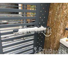 Cổng tự động - Mô tơ tay đòn Serra 320 - Chính hãng Italy - Hình ảnh 2/6