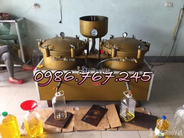 Máy ép dầu công nghiệp chính hãng guangxin yzyx10j-2wk giá rẻ  - 1/6