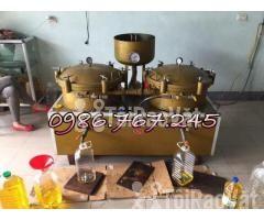 Máy ép dầu công nghiệp chính hãng guangxin yzyx10j-2wk giá rẻ  - Hình ảnh 1/6