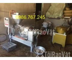 Máy ép dầu công nghiệp chính hãng guangxin yzyx10j-2wk giá rẻ  - Hình ảnh 2/6