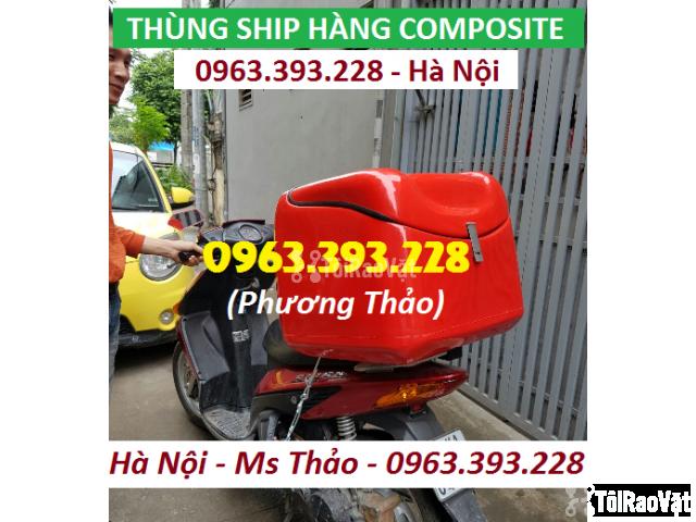 Chuyên cung cấp Thùng ship hàng Composite cao cấp - 2/5