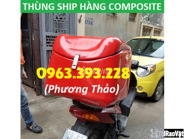 Chuyên cung cấp Thùng ship hàng Composite cao cấp - 3/5