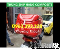 Chuyên cung cấp Thùng ship hàng Composite cao cấp - Hình ảnh 3/5
