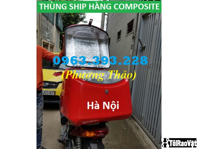 Chuyên cung cấp Thùng ship hàng Composite cao cấp - 4/5