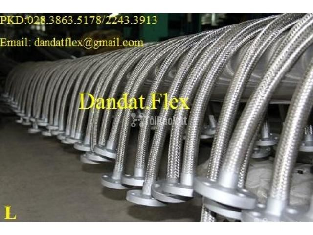 Có bán lẻ dây dẫn nước inox, ống nối mềm inox, khớp nối mềm inox 304 - 2/6