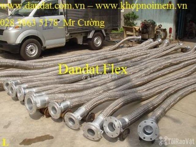 Có bán lẻ dây dẫn nước inox, ống nối mềm inox, khớp nối mềm inox 304 - 4/6