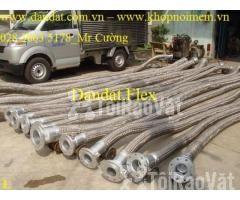 Có bán lẻ dây dẫn nước inox, ống nối mềm inox, khớp nối mềm inox 304 - Hình ảnh 4/6