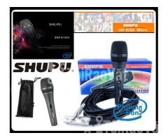 Micro karaoke Shupu SM-818A có dây cao cấp - Hình ảnh 3/4
