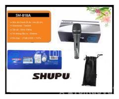 Micro karaoke Shupu SM-818A có dây cao cấp - Hình ảnh 4/4