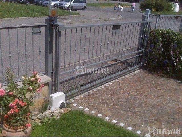 Cổng tự động - Cổng trượt KIT SL 544 - Chính hãng Italy - 4/6