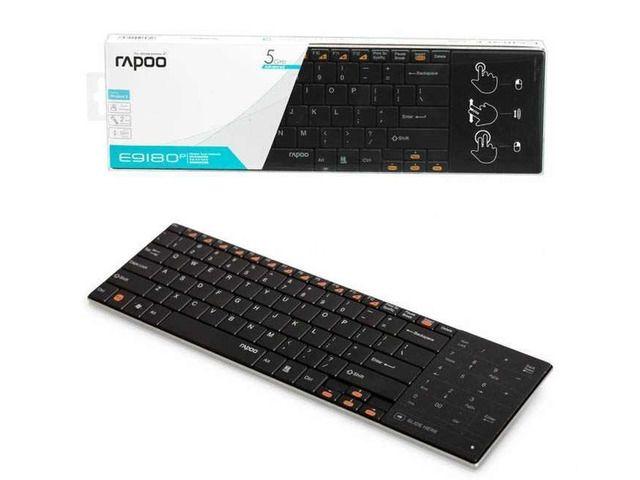Thanh lý bàn phím chuột Rapoo E9080 - 1/2