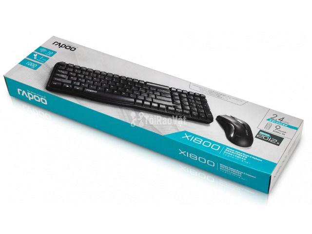 Thanh lý bàn phím chuột Rapoo E9080 - 2/2